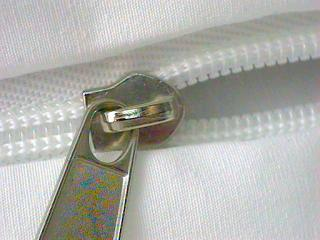AllerSoft Fabric Nylon Zipper