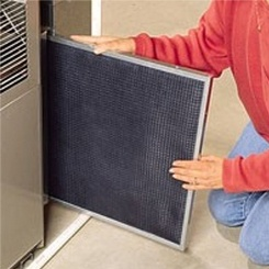 Dust Eater Electrostatic Air Filter Manufactured By