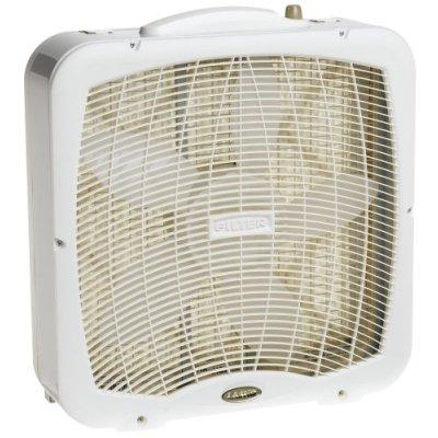 Box Fan Air Filter Air Cleaner