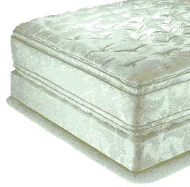 12 and 15 Inch Pillowtop Mattresses